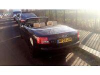 Audi A4 Convertible *WELL KEPT, URGENT SALE