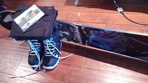 Selling Snowboard Gear - Boots, Board, Pants.