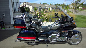 1997 HONDA GOLDWING SE,WILLING TO TRADE FOR LAND FOR MY RV