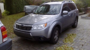 2009 Subaru Autre X w/Prem/All-Weather VUS