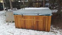 1997 8 Person Pacific Spas Hot Tub- $1250.00 O.B.O