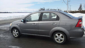 2008 Pontiac Wave Berline