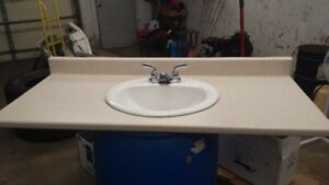 48 inch countertop and sink