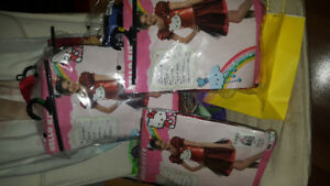 Hello Kitty girls costumes