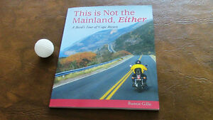 This is Not the Mainland, Either, A Bard's Tour of Cape Breton Kitchener / Waterloo Kitchener Area image 1