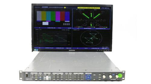 Harris Videotek VTM-4100 PKG Waveform Vector Monitor Opt 10 SD/HD A3-OPT-4 #3