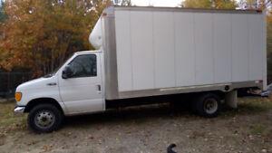 2003 E450 econoline 7.3 diesel cargo van 144k