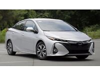 PCO CAR RENT - UBER READY CARS - NEW 2017 PRIUS
