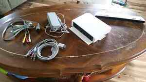 Wii  package for sale.  Lots of accessories
