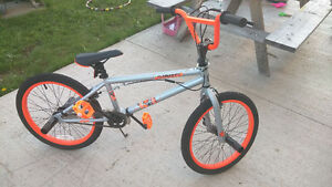 Like new BMX bike. Never been ridden.
