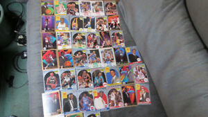 NBA rookie cards(42)
