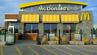 Day-time Crew positions at Woodlawn McDonald's