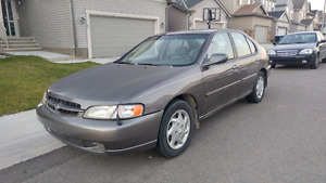 Very good condition. 1998 Nissan Altima. Only 179k. Engine and t