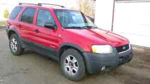 2002 Ford Escape *As Is* Kingston Kingston Area image 3