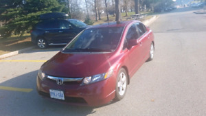 2007 Honda Civic *sold as is*