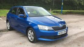2015 Skoda Fabia 1.0 MPI SE with Rear Park Pilo Manual Petrol Hatchback