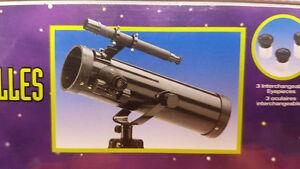 Reflector Telescope, Microscope & Binoculars