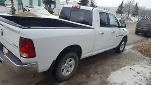 2011 Dodge Power Ram 1500 SLT Quad Cab Pickup Truck
