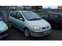 2001 Renault Scenic 1.6.. ( NOW £475 ono TO CLEAR )