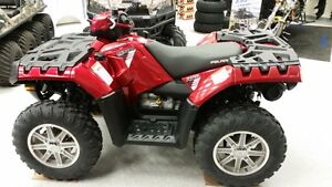 FULLY LOADED ATV AT A FRACTION OF THE COST