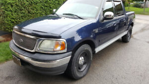 2003 F-150 LITTLE TO CERTIFY VALID E-TEST SELLERS PKG