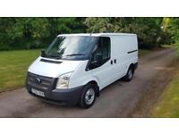 Ford Transit 2.2 TDCi 100PS EU5 300S Low Roof 300 SWB 62 REG 81K DIRECT EON