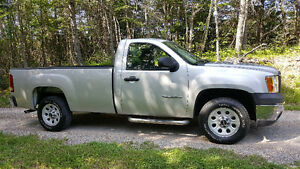 2010 GMC SIERRA 1500 W/T PICKUP TRUCK - ONLY 101700 KMS
