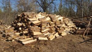 Tamarack firewood
