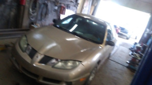 parting out 2005 sunfire