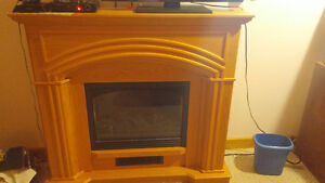 Electric Fire Place