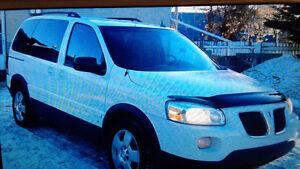2007 Pontiac Montana Minivan, Van