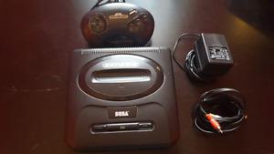 Sega genesis and games
