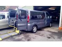 2013 Renault Trafic 2.0dCi Sport Eco SL27 115 Wheelchair Disabled Access