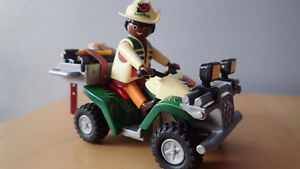 Playmobil Saurus Team Quad bike (4176) for sale