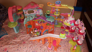 Littlest pet shop and my little pony
