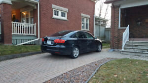2012 Jetta comfortline certified with winter and summer tires