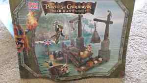 Mega Bloks Pirates of the Caribbean