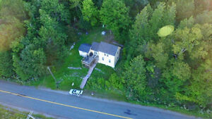 Cottage (or Home) along the Saint John River