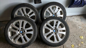 17'' BMW mags