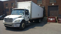 camion cube 26'