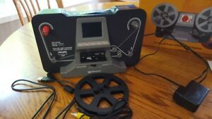 WOLVERINE converts 8mm & super 8 mm to digital