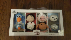 BRAND NEW IN BOX RARE RARE D23 PIXAR SHORTS TSUM TSUM BOX