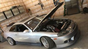 Toyota Soarer 2JZ GTE Single turbo JDM RHD