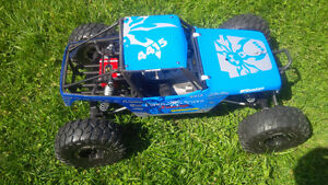 new axial wraith , modded and super clean....rc scx10 Kitchener / Waterloo Kitchener Area image 9