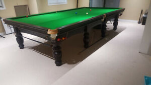 Riley 6 x 12 Snooker Table