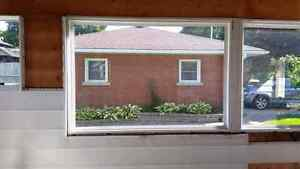 Large Sealed Vinyl Window $50  Stratford Kitchener Area image 3