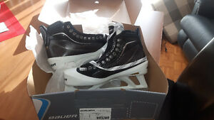 Patin de gardien de but Bayer supreme