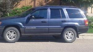 2004 Jeep Grand Cherokee Laredo edition