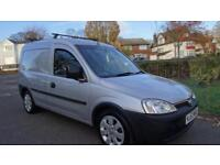 VAUXHALL COMBO 2000 DTI - 12 MONTHS MOT 2003 Manual 146997 Diesel Silver