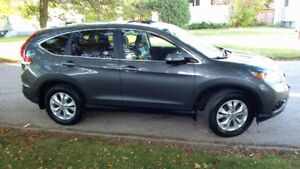 2012 Honda CR-V EX-L SUV, Crossover MINT PLUS $1300 EXTRAS